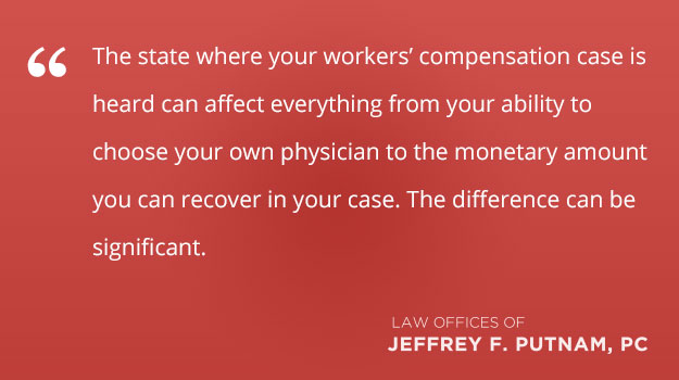 State of Workers Compensation Case